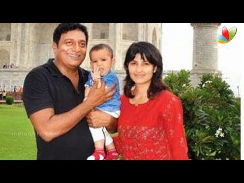 Prakash Raj becomes father at 50, welcomes a baby boy