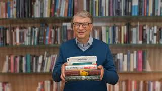 Bill Gates revealed his summer reading list, and they're all books you'll want to pick up ASAP