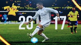 Cristiano Ronaldo - Pokemon U 2017 Skills &amp Goals HD