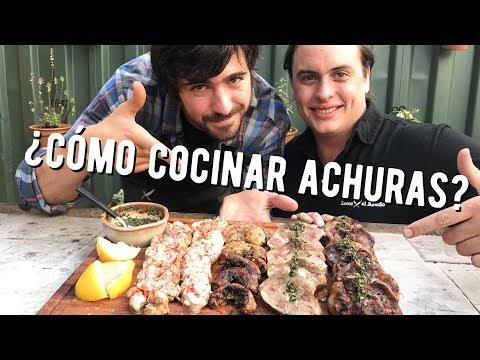 Cómo cocinar Achuras a la Parrilla - El Laucha Responde