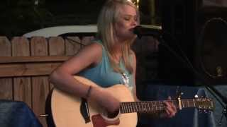Jessica Joyner at Tupelo Songwriter Night