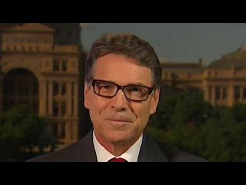 Rick Perry: No will in Washington to securing U.S.-Mexico border