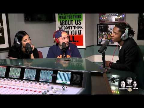 ASAP Rocky Fucked Rihanna, Katy Perry & Rita Ora? FULL Interview Hot 97