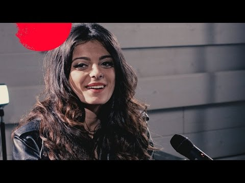 Bebe Rexha interview at Nova Stage