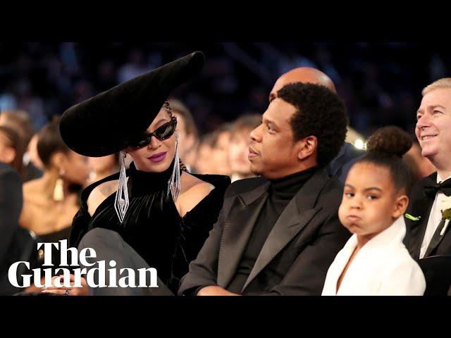 Así les mandó callar a sus padres Blue Ivy, la hija de Beyoncé y Jay-Z