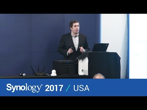 Synology 2017 – Collaboration Suite