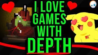 The DEEPEST Game I