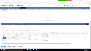 Skalable Training-NetSuite Account Receivable Demo