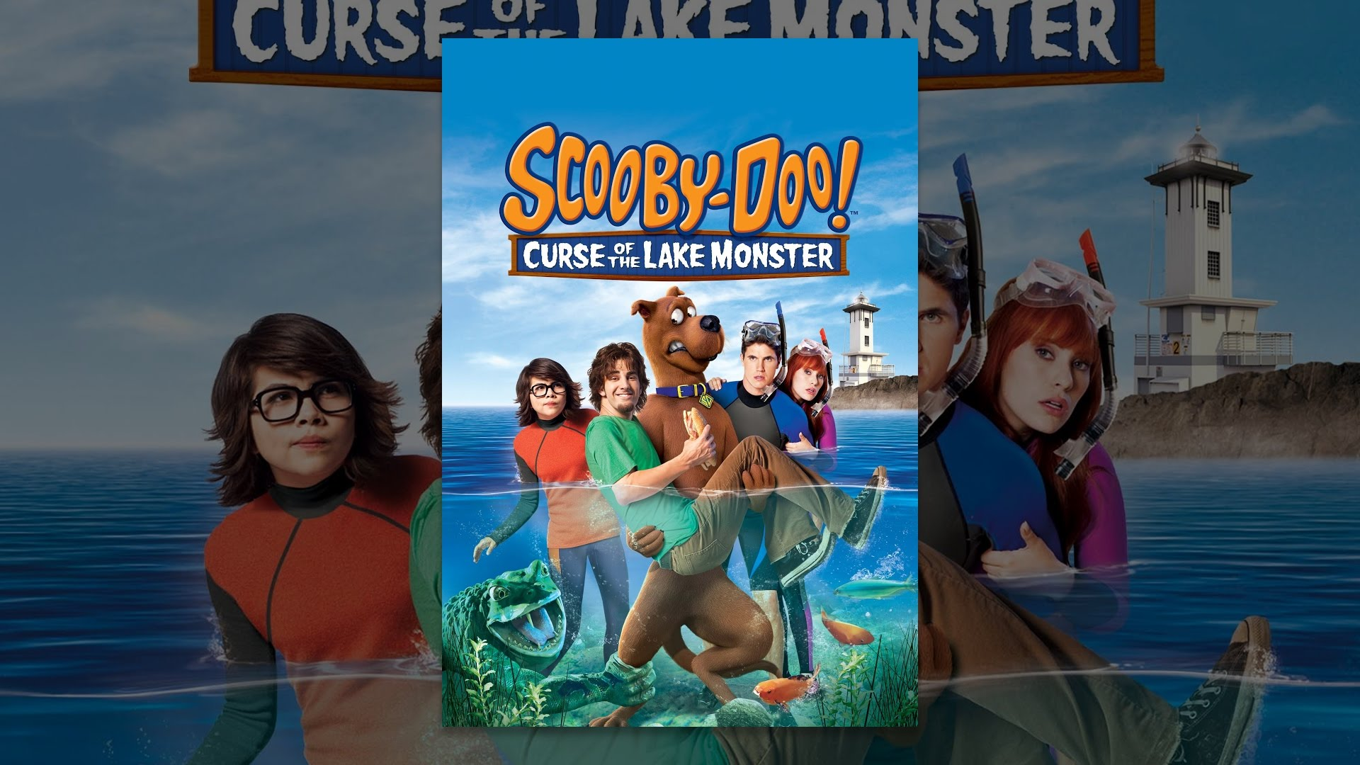 Image result for scooby-doo curse of the lake monster