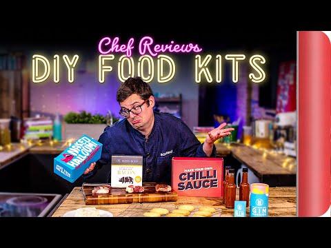 A Chef Reviews DIY Food Kits