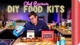 A Chef Reviews DIY Food Kits
