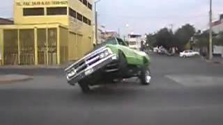 3 Wheelin' an Air Bagged C10 Truck