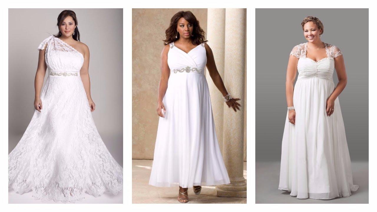 Imagenes de vestidos de novia tallas grandes