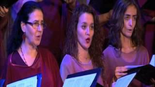 LES DOTZE VAN TOCANT. Orfeó Català i Lluís Vidal Trio amb Gorka Benítez
