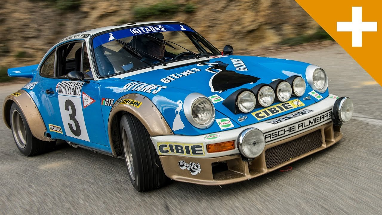 Classic Porsche 911 Sc Monte Carlo Rally Stage Carfection Youtube