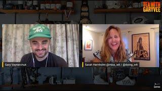 WIT Founder Sarah Hernholm on Tea with GaryVee