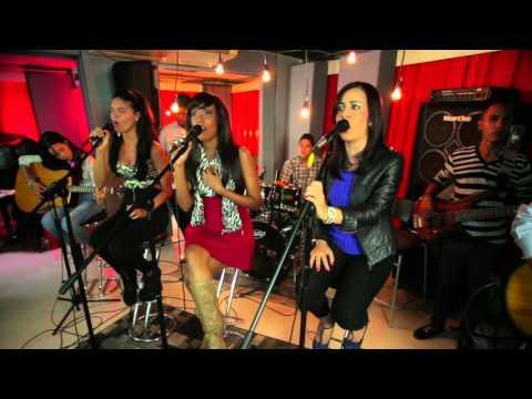 No Me Enseñaste - Thalia (COVER) TRIADA escuela de música