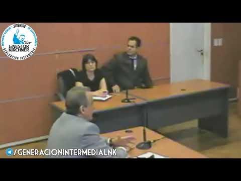 Alegato Guillermo Moreno en el juicio Clarin Miente