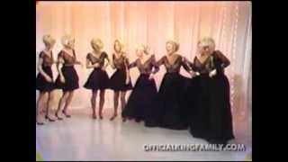 "The King Sisters & The Four King Cousins ""Blues Medley"" (1969)"