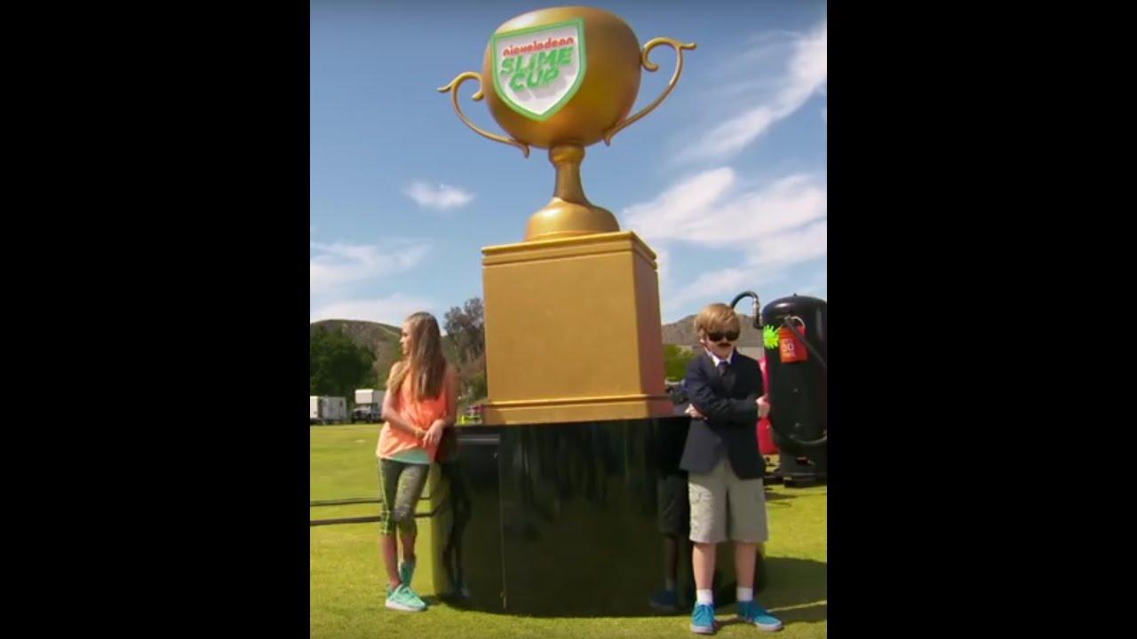Nickelodeon Orange Carpet - SLIME CUP