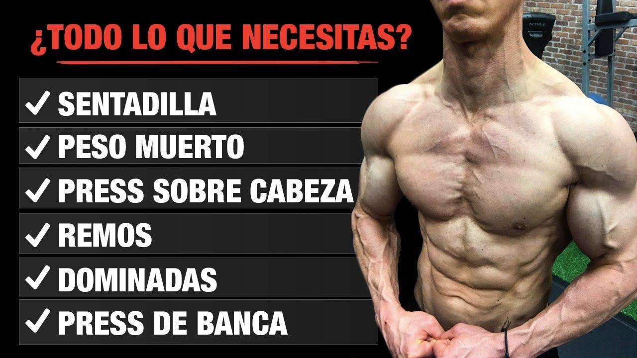 perder grasa y ganar musculo athlean x