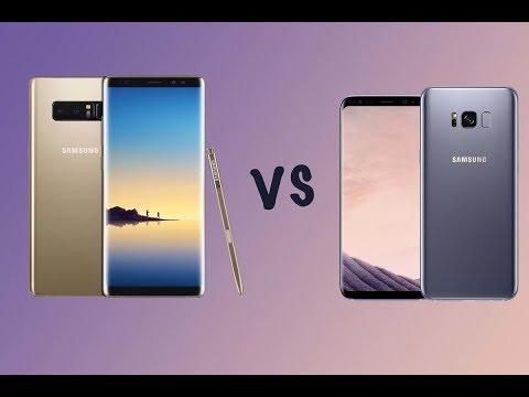 So Sánh Nhanh Galaxy S9+ Và Galaxy Note 8 - Đâu Là Lựa Chọn Tốt Nhất?