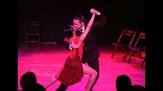 "Antimo Russo y Evelyn Yip   bailan ""MALENA"""