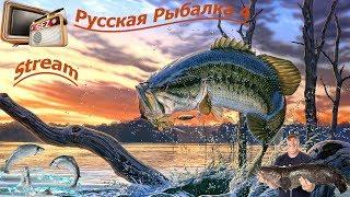 Русская Рыбалка 4 Kогда будет Kлев и.т.д ? Stream #26 +18