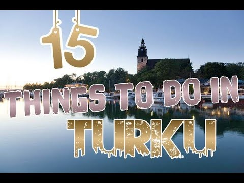 Top 15 Things To Do In Turku, Finland