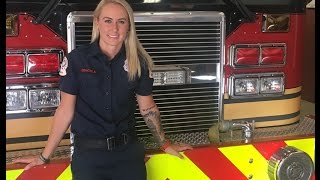Firehouse Subs Community Hero: EMT Kassi DerCola
