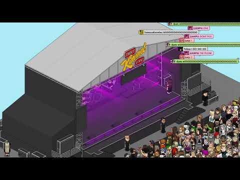 Dua Lipa - 'IDGAF' & 'New Rules' Live at Jimmy Kimmel (Habbo Version) | HADDOVISA