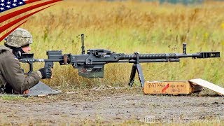 【超デカイ!】対物ライフル型に改造したソ連製DShK38重機関銃