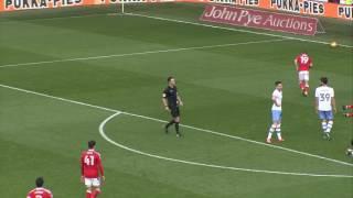 SHORT HIGHLIGHTS: Nott'm Forest v Sheffield Wednesday