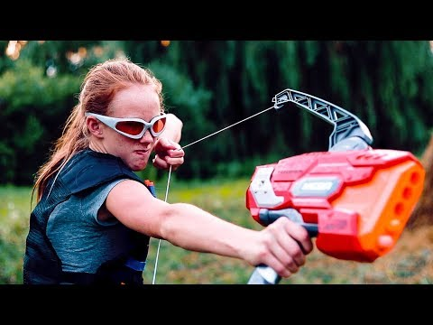NERF HUNGER GAMES BATTLE ROYALE (One Million Subscribers Special!)