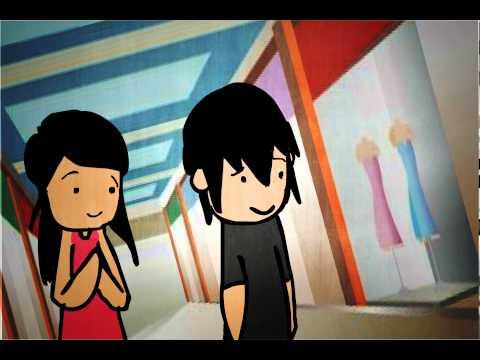 LIGAYA by Eraserheads Animated Music Video