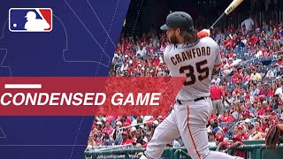 Condensed Game: SF@WSH - 6/10/18