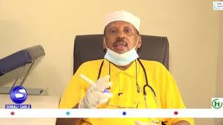 Dr Cali Macow Aweys Ayaa Dhallinyarada Soomaaliyeed Ugu Digey Isticmaalka Tubaakada Xili Shaley Loo