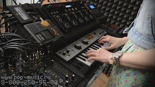Настя Маслова- живой сет для Pop-music.ru