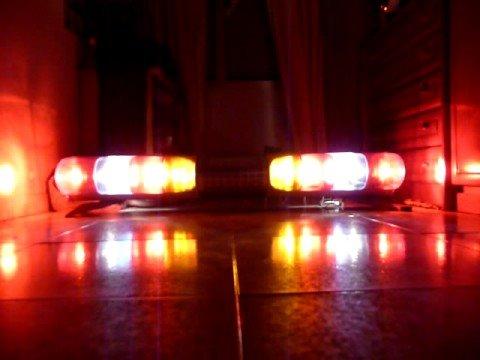 AERODYNIC LIGHTBAR, FEDERAL SIGNAL CORPORATION