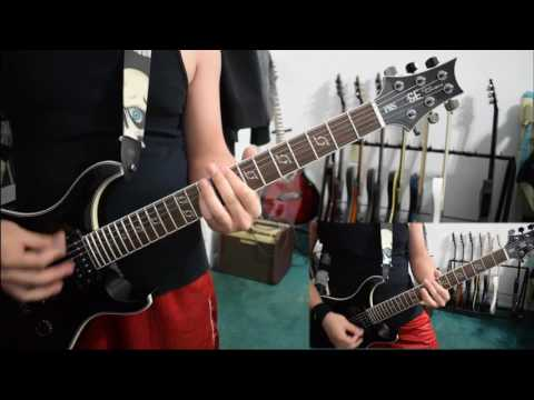 Sevendust - Story Of Your Life (Dual Guitar Cover)