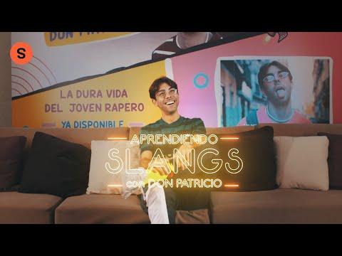 Aprendiendo slangs y dichos españoles con Don Patricio | Slang