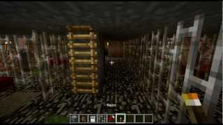 как сделать тюрьму в minecraft