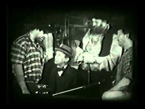 LOVE AT FIRST FRIGHT  El Brendel comedy short