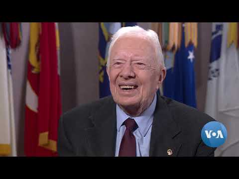 President Jimmy Carter Interview September 2019
