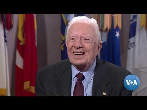 President Jimmy Carter Interview September 2019