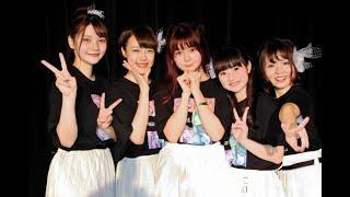 5人組アイドルグループ・カプ式会社ハイパーモチベーションが12日、都内で、デビュー2周年記念ライブを行った。
