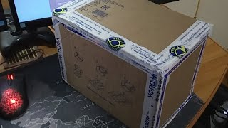 Відкрив посилку, а там... Розпакування посилки Від Санчеза