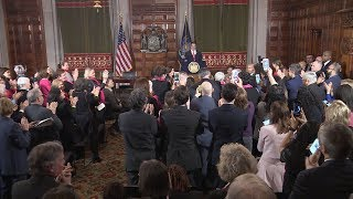 Governor Cuomo Signs Legislation Protecting Women's Reproductive Rights