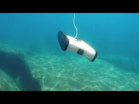 The OpenROV Trident: An Underwater Drone As Fast As Michael Phelps