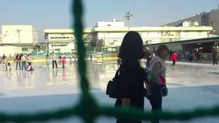沼影公園アイススケート場 その3